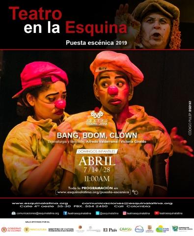 Diseño MUPI -EUCOL, Teatro Esquina Latina.cdr